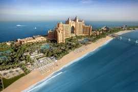 Более полумиллиона туристов посетили Atlantis, The Palm в прошлом году