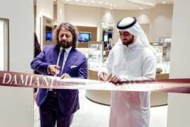 Damiani Inaugurates its Middle East Flagship Store in Dubai Mall