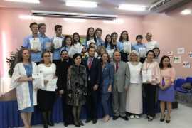 Ежегодный Круглый стол «Русский язык и театр» состоялся в Дубае