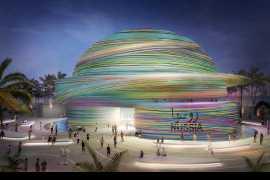 """Россия начала строительство своего павильона на """"Экспо-2020"""" в Дубае"""