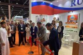 Россия приняла участие в выставке SIAL Middle East 2019 в Абу Даби