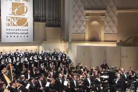 Abu Dhabi Classics kicks off new season with Russian National Orchestra
