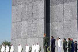 UAE falls silent to honour the country's heroes
