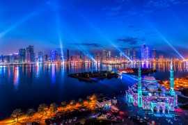 Фестиваль Света 2020 проходит в Шардже