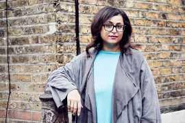 Шейха Хур Аль Касими – креативный директор лондонского бренда Qasimi