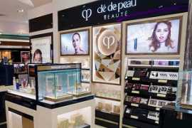 Dubai Duty Free opens first Clé de Peau Beauté counter at Dubai International Airport