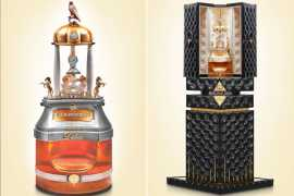 World's most expensive perfume for Dh4.75 million launched in Dubai (Video)