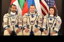 Countdown begins: 100 days until first Emirati astronaut goes into space