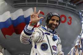 Первый астронавт ОАЭ: реабилитацию после полета на МКС буду проходить в России