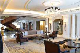 The St. Regis Dubai celebrates success at World Travel Awards