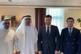 ФТПП ОАЭ и Правительство Санкт-Петербурга обсудили вопросы торгового сотрудничества