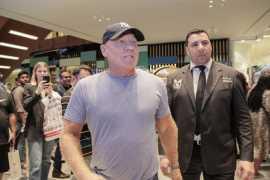 Стив Мадден посетил Дубай в честь 30-летия своего одноименного бренда