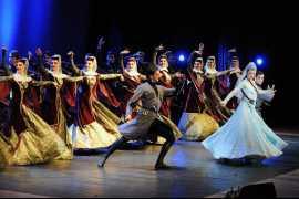 Национальный балет Грузии «Сухишвили» впервые выступит в Дубае!