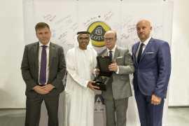 В Дубае открылся шоурум автомобильного бренда Lotus