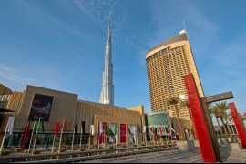 迪拜—完美购物天堂