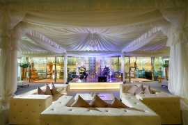 A relaxing ambiance and savory delicacies at The Meydan Ramadan Tent