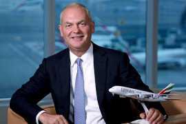 阿联酋航空副总裁Thierry Antinori专访