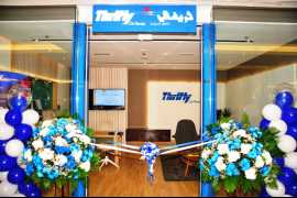 Thrifty Car Rental introduces car rental lounges