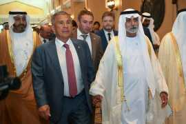 Tatarstan President attends the opening ceremony of the second World Tolerance Summit in Dubai