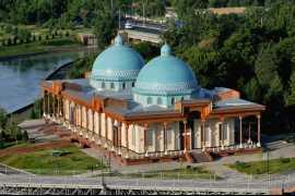 Притяжение красоты Узбекистана