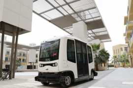 Dubai Future Council for Transportation examines self-driving practices