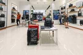 Tumi выпустил осеннюю коллекцию 2018 с бренд-амбассадорами