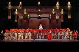 上海歌剧院携手迪拜歌剧院精彩呈现歌剧图兰朵和舞台剧早春,以庆祝中国新年