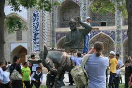 Узбекистан как туристический бренд