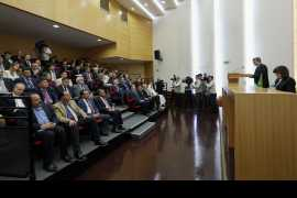 В МИД Туркменистана состоялся брифинг, посвящённый, в частности, итогам Саммита Движения Неприсоединения