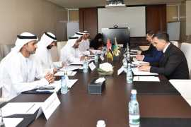 Abu Dhabi hosts 4th UAE-Turkmenistan Political Consultations Committee
