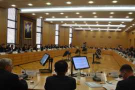A High-level Meeting on the UN Global Counter-Terrorism Strategy in Central Asia was held in Ashgabat