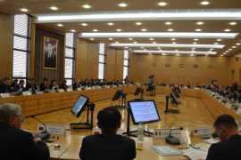 В Ашхабаде состоялось Совещание высокого уровня по Глобальной Контртеррористической Стратегии ООН в Центральной Азии