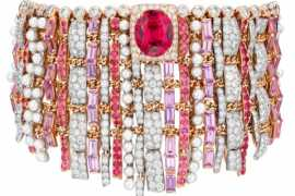 CHANEL unveils its first ever High Jewelry collection dedicated entirely to tweed