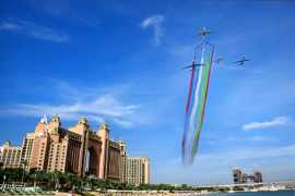 A Soaring Display of Unity: UAE carriers join hands to celebrate the legacy of Sheikh Zayed (Video)