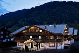 Отель Ultima Gstaad: Летние семейные каникулы в Швейцарии