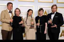 Oscars 2021: Anthony Hopkins, Chloe Zhao, Frances McDormand and other winners