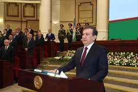 Шавкат Мирзиёев вступил в должность президента Узбекистана
