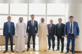 Mohammed bin Rashid briefed on UAE-Uzbekistan government modernisation agreement