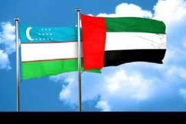 Uzbekistan delegation visits UAE