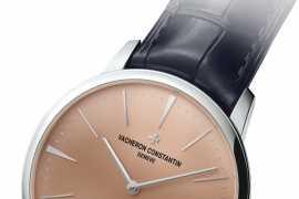 Vacheron Constantin представил эксклюзивные часы, посвященные Ближнему Востоку