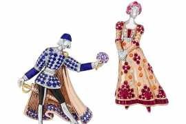 Van Cleef & Arpels brings the language of love to the Les Salons Van Cleef & Arpels Dubai Opera Boutique