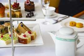 A Mother's Day Treat At The QE2 Mothers dine with compliments at the QE2 Afternoon Tea