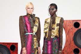 Versace's Flash Collection