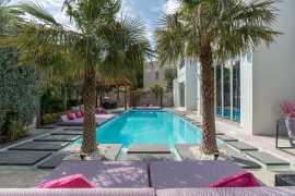 Вилла стоимостью 30 млн. долларов выставлена на продажу в Дубае (Видео)
