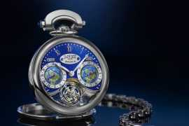 Bovet 1822 launches new timepiece: Virtuoso X