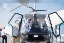 ОАЭ покупают акции российского производителя вертолета VRT-500