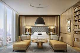 Waldorf Astoria Set to Open in the Middle East's Leading Financial District