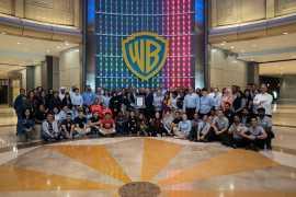 Warner Bros. World ™ Абу-Даби официально назван крупнейшим в мире крытым тематическим парком