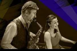 Theodore Kerkezos & Elena Christodoulou Live in Dubai