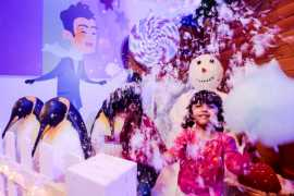 Step into a Holiday Wonderland with Abu Dhabi Moments' Winter Fest